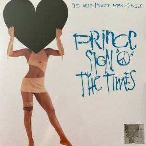 "Prince - Sign ""O"" The Times  - Paisley Park - 0-20648"