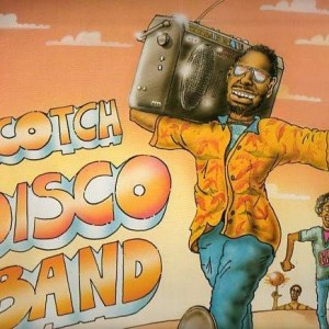 Scotch - Disco Band - Red Bus Records - RBUSL 2201