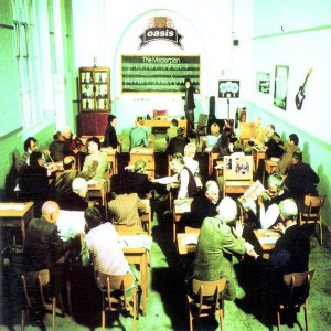 Oasis - The Masterplan - Big Brother - RKIDCD 009