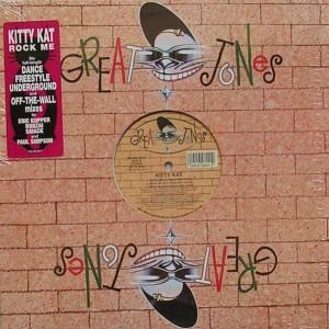 Kitty Kat - Rock Me - Great Jones - 162-530 624-1