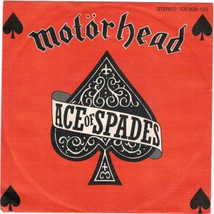 Motörhead - Ace Of Spades - Bronze - BRO 106