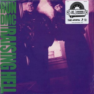Run-DMC - Raising Hell - Get On Down - GET 51319, Arista - GET 51319, Profile Records - GET 51319
