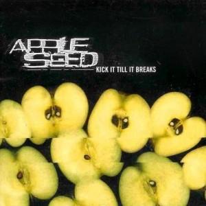 Appleseed - Kick It Till It Breaks - Kingsize - KSR LP 04