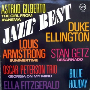 Various - Jazz' Best - Verve Records - 2367 406