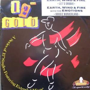 Earth, Wind & Fire - Let's Groove / Boogie Wonderland - Old Gold - OG 4019