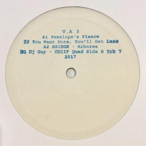 Various - V.A 3 - La Beauté Du Négatif - LNEG008