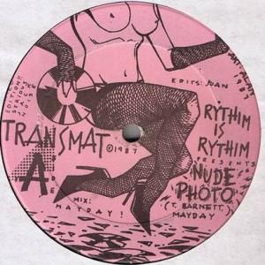 Rhythim Is Rhythim - Nude Photo - Transmat - MS-002