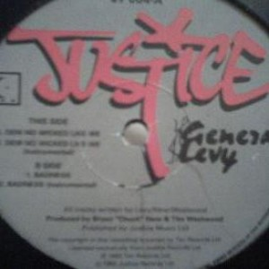 General Levy - Dem No Wicked Like We / Badness - Justice - JT 004