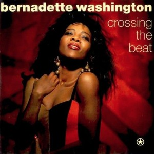Bernadette Washington - Crossing The Beat - Island Records - 12 IS 451