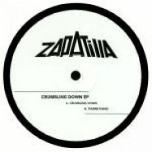 Zapatilla - Crumbling Down EP - Zap Music - ZAP 001