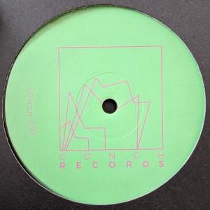 Julio Bashmore & T.Williams - Conch 2 - Conch Records - CONCH 002