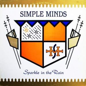 Simple Minds - Sparkle In The Rain - Virgin - V2300