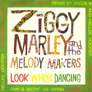 Ziggy Marley And The Melody Makers - Look Who's Dancing - Virgin America - VUSX  5