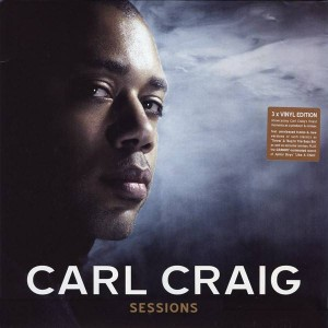 Carl Craig - Sessions - Studio !K7 - !K7224LP