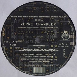 Kerri Chandler - Kong / Pong - Deeply Rooted House - DRH016
