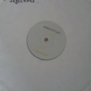 J K Walker / Digital Pressure - Judgement Day - Not On Label - JUDGE09Y