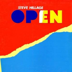 Steve Hillage - Open - Virgin - V 2135