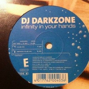 DJ Darkzone - Infinity In Your Hands - Full-E Records - FUE 0045-12
