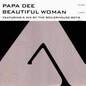 Papa Dee - Beautiful Woman - Arista - BEAUTY 1