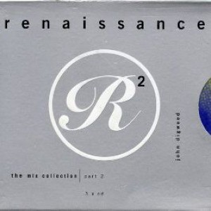 John Digweed - Renaissance - The Mix Collection Part 2 - Renaissance - RENMIX 2CD, Renaissance - RENMIX 2 CD