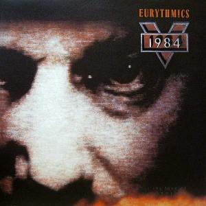 Eurythmics - 1984 (For The Love Of Big Brother) - Virgin - V1984
