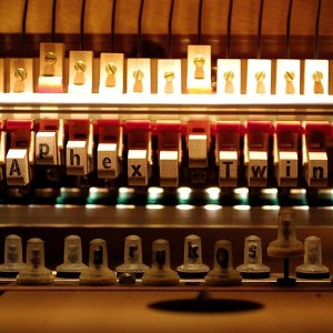 Aphex Twin - Drukqs - Warp Records - WARPCD92