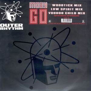 Moby - Go - Outer Rhythm - FOOT 15