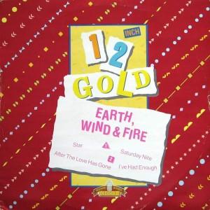 Earth, Wind & Fire - Star / Saturday Nite - Old Gold - OG 4008