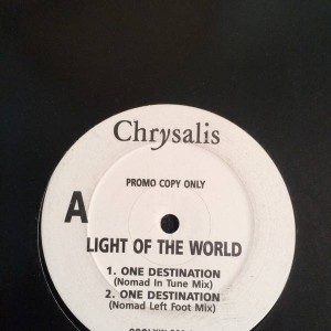 Light Of The World - One Destination - Cooltempo - COOLXW 209