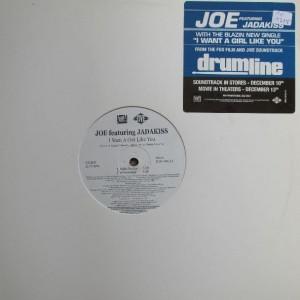 Joe Featuring Jadakiss - I Want A Girl Like You - Jive - 01241-40012-1