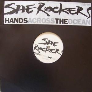 She Rockers - Hands Across The Ocean - Jive - JIVEP259
