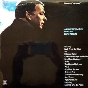 Frank Sinatra - Sinatra & Company - Reprise Records - K44115