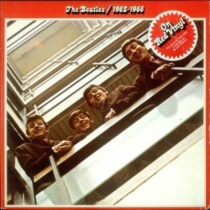The Beatles - 1962-1966 - Apple Records - PCSP 717, Apple Records - OC 192 o 05307-8