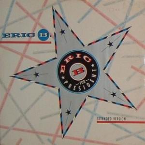 Eric B. & Rakim - Eric B For President - Cooltempo - COOLX 129