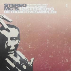Stereo MC's - RetroActiveSampler 2 - Island Records - 12 STEREO 10