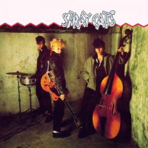 Stray Cats - Stray Cats - Arista - STRAY 1