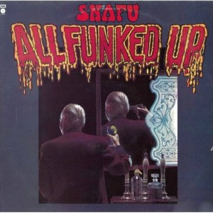 Snafu - All Funked Up - Capitol Records - E-ST 11473
