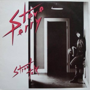 Steve Perry - Street Talk - CBS - CBS 25967, CBS - 25967