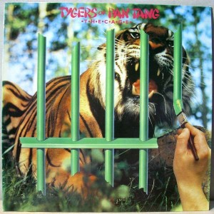 Tygers Of Pan Tang - The Cage - MCA Records - MCF 3150