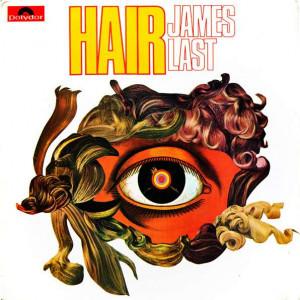 James Last - Hair - Polydor - 249 327