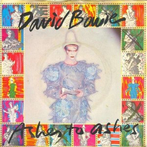 David Bowie - Ashes To Ashes - RCA - BOW6, RCA - BOW 6, RCA - PB 9575