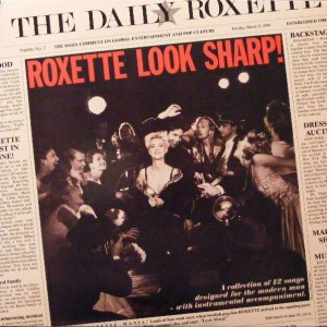 Roxette - Look Sharp! - EMI - EMC 3557