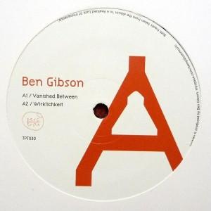 Ben Gibson / Perc & Metalogic - Vanished Between / Bouncer - Perc Trax - TPT030