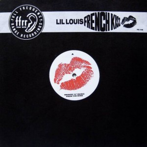 Lil' Louis - French Kiss - FFRR - FX 115, FFRR - 886 675-1