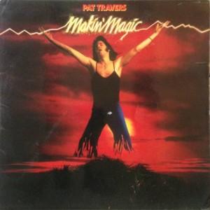 Pat Travers - Makin' Magic - Polydor - 2383 436
