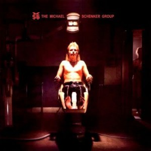 The Michael Schenker Group - The Michael Schenker Group - Chrysalis - CHR 1302