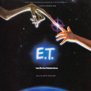 John Williams - E.T. The Extra-Terrestrial (Music From The Original Motion Picture Soundtrack) - MCA Records - MCF 3160