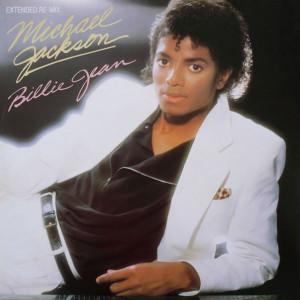 Michael Jackson - Billie Jean - Epic - EPC A13 3084