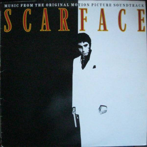 Various - Scarface: Music From The Original Motion Picture Soundtrack - MCA Records - MCF 3198