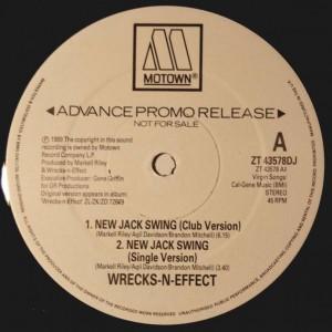 Wrecks-N-Effect - New Jack Swing - Motown - ZT 43578DJ